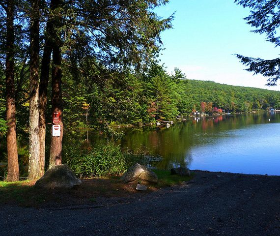 Boston Area Campgrounds: Erving State Forest