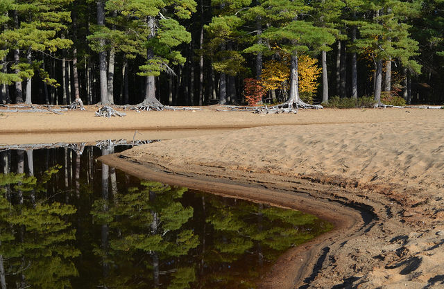 sebago lake maine campground