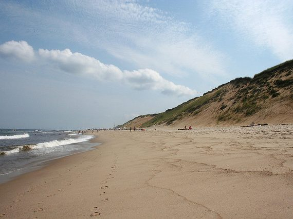 Camping in and near Cape Cod National Seashore